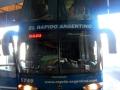 Overnightbus zu den Iguazu-Fällen