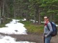 Wanderung zum Consolation Lake