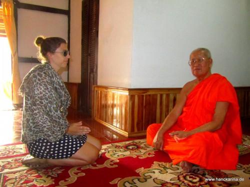 Carina mit Mönch
