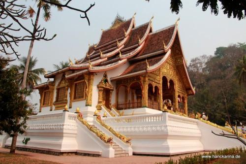 Halle für den Pha Bang-Buddha in der Königlichen Residenz