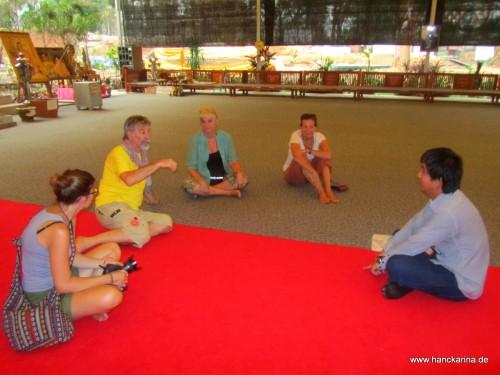 Buddhismus Unterricht