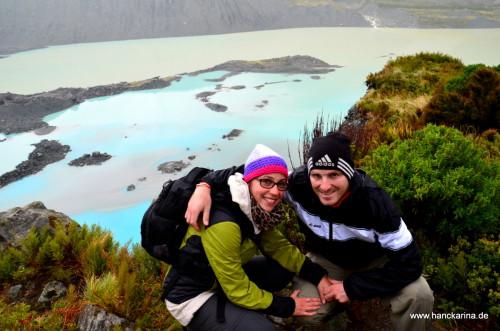 Mueller Glacier vom Kea Point