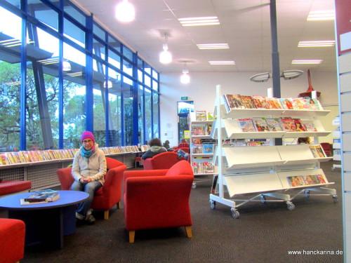Nelson Bibliothek