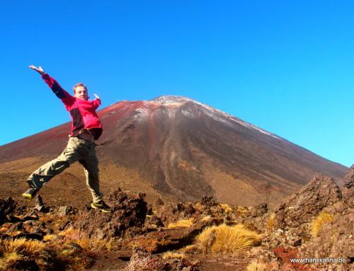 Auf zum Mount Ngauruhoe ;-)