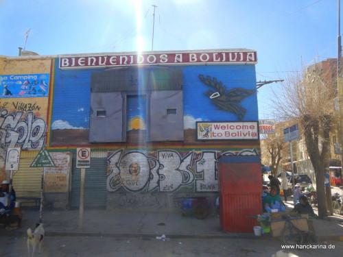Bienvenidos a Bolivia!