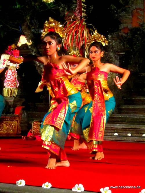 Balinesischer Ausdruckstanz